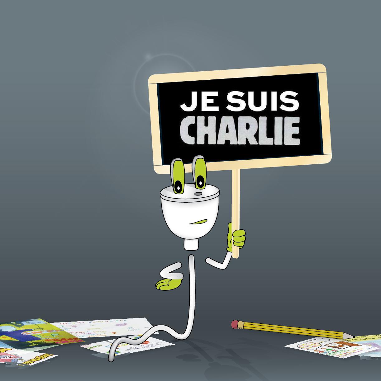 Watty dit : Je suis Charlie