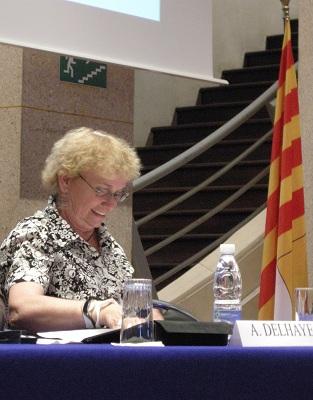 Annick Delhaye, vice présidente région PACA