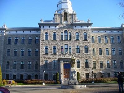College de Nicolet au Quebec