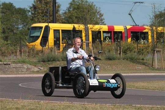 ORA vehicule electrique