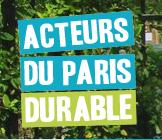 Acteurs Paris Durable