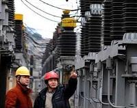 penurie alimentation electrique en Chine