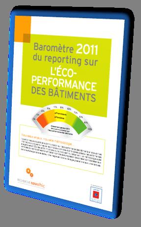 baomètre Novethic Ademe eco-performance énergétique