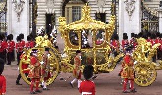 carosse royal anglais