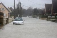 catastrophe naturelle en France