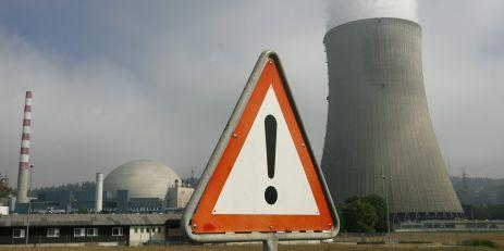 Danger nucléaire (centrale en Suisse)