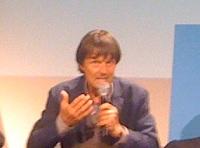 Nicolas Hulot candidat
