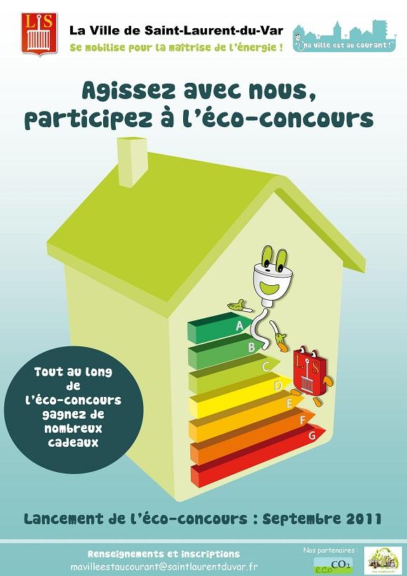 Saint Laurent du Var eco-concours