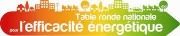 Table ronde efficacite energetique
