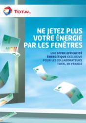 Programme salariés Total sur l'énergie