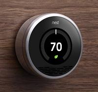 Nest, le thermostat intelligent par un des concepteur de l'iPod