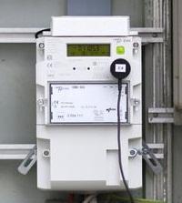 Compteur électrique suisse