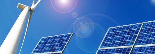 eolien et photovoltaique