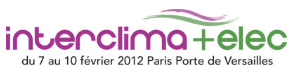 logo interclima+elec 2012