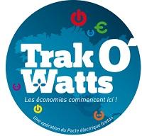 Logo Trak O'Watts