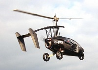 voiture helicoptère