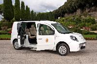 papamobile Renault électrique