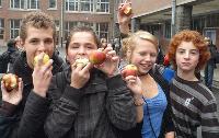 croque ta pomme