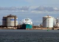 Port methanier Fos