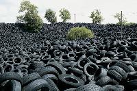recyclage pneux usagés