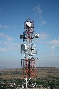 Tour de télécommunication en Inde