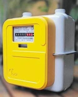 gazpar, compteur de gaz communicant