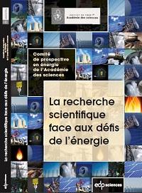 Rapport academie des sciences