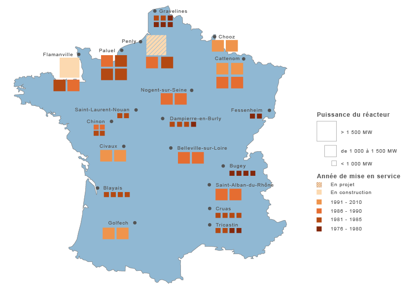 carte-france-nucleaire