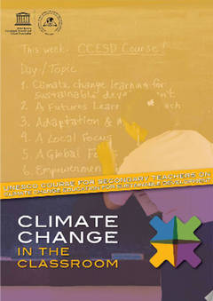 Climate change in the classroom