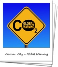 CO2 global warming
