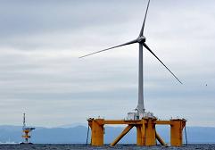 eolienne offshore Fukushima