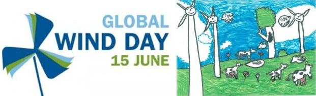 Journée mondiale de l'éolien, le 15 juin