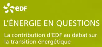 EDF, l'énergie en questions