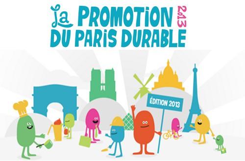 Promotion du Paris Durable