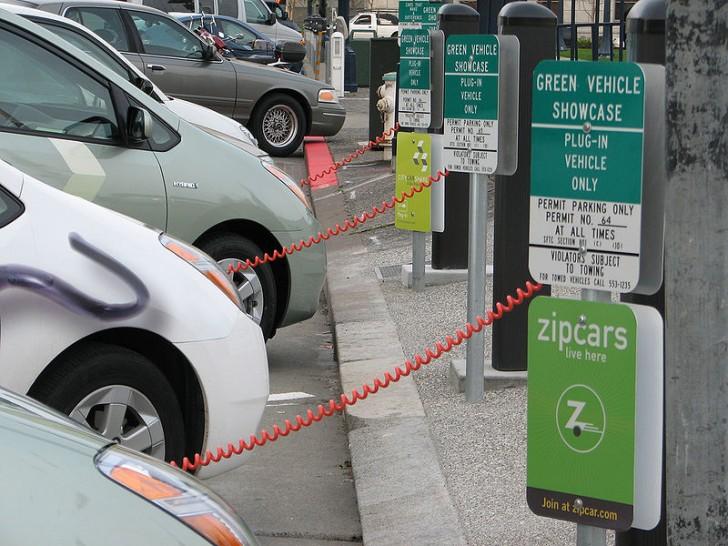 Rechargement de véhicules électriques en Norvège