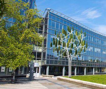 arbre à vent de la société NewWind