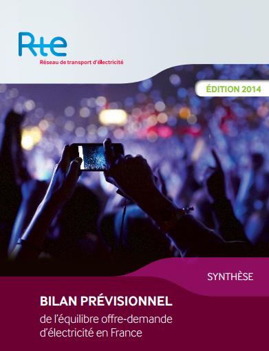 bilan offre demande RTE France 2014