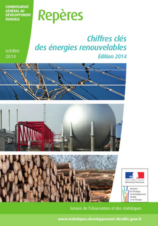 chiffres clés ENR 2014
