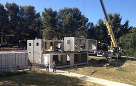 Construction durable : Homeblock