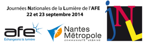 Journées Nationales de la Lumière à Nantes, 2014
