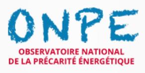 logo onpe : observatoire de la précarité énergétique