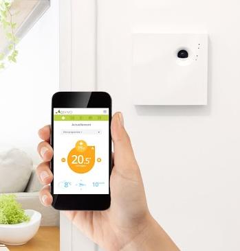 thermostat Qivivo