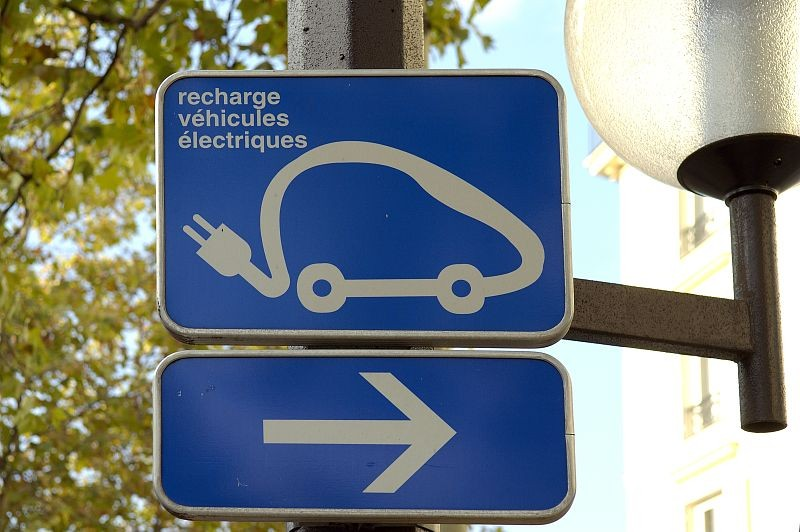 Recharges de véhicules électriques