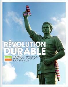 Révolution durable (source Ademe)
