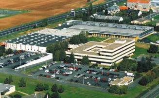 Usine Itron à Chasseneuil sous Poitou où seront fabriqués les compteurs Linky