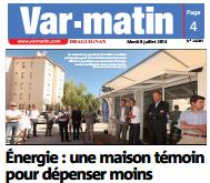 EDF et homeblock a Draguignan