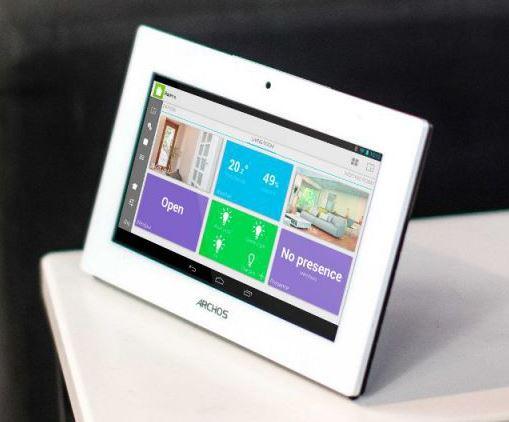 tablette archos home pour La Poste