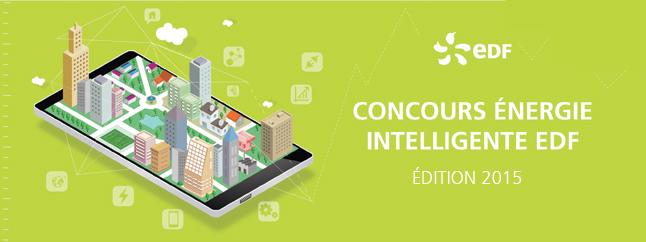 concours edf energie intelligente 2015