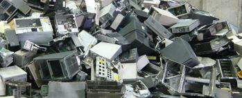 dechets électriques et électroniques