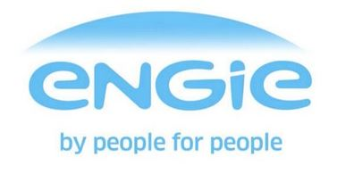 logo engie : by people for people
